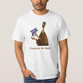 Camiseta Francisco de Assis