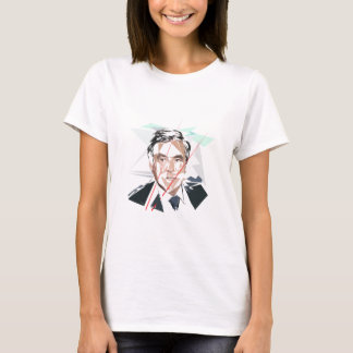 Camiseta François Fillon antes Pénélope estraga