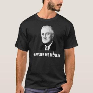 Camiseta Franklin D Rollsevelt