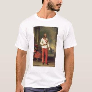 Camiseta Franz Joseph mim, imperador de Áustria