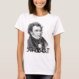 Camiseta Franz Schubert