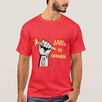 Camiseta Frascos aos pacotes!