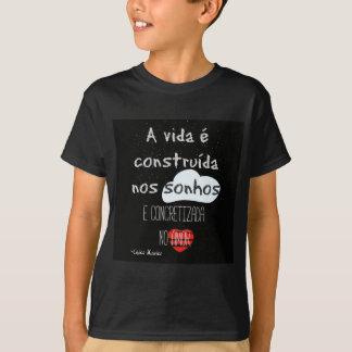 Camiseta Frase Chico Xavier