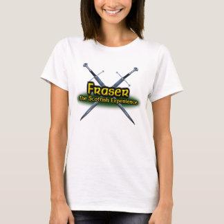 Camiseta Fraser o clã escocês da experiência