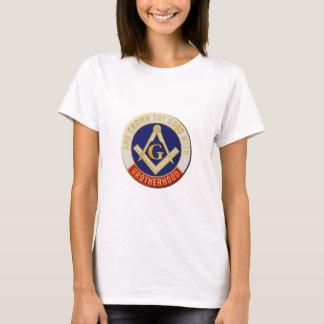 Camiseta Fraternidade dos pedreiro