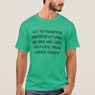 Camiseta Freddie famoso quem?