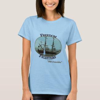 Camiseta freedomfighters, a constituição de USS
