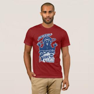 Camiseta Freiras do zombi do espaço