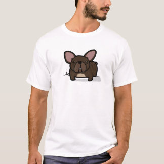 Camiseta Frenchie rajado