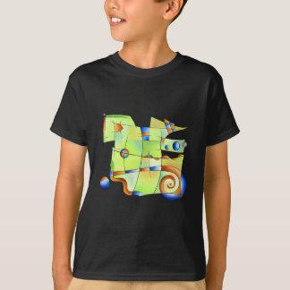 Camiseta Frenesia - mundo louco sem traseiro