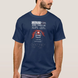 Camiseta Fria encontra-se