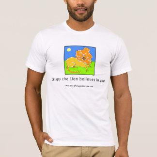 Camiseta Friável o leão acredita em você