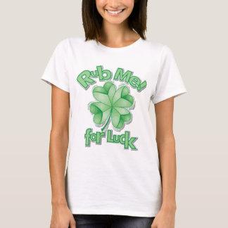 Camiseta Friccione-me para a sorte!