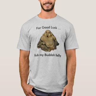 Camiseta Friccione minha barriga de Buddah