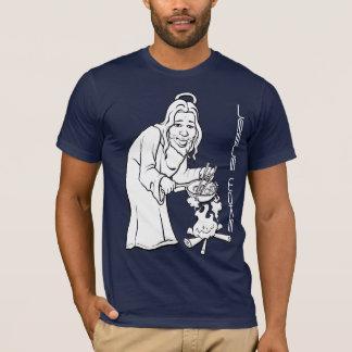 Camiseta Frigideiras chinesa de Jesus