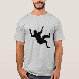 Camiseta frisbee estúpido