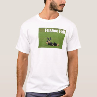 Camiseta frisbeefail