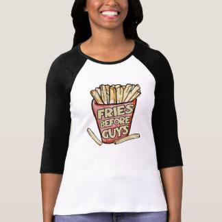 Camiseta Fritadas antes das caras