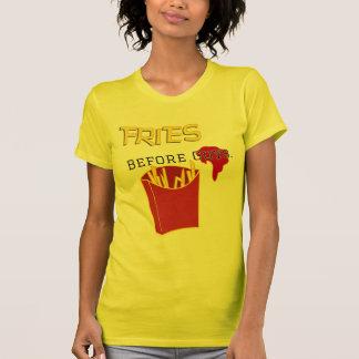 Camiseta Fritadas antes do T das caras