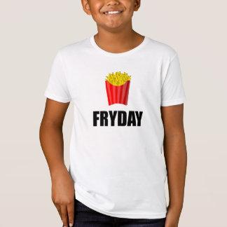 Camiseta Fritadas de Fryday sexta-feira