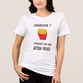 Camiseta Fritadas extra