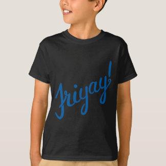 Camiseta Friyay!