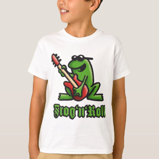 Camiseta frog rodas a n