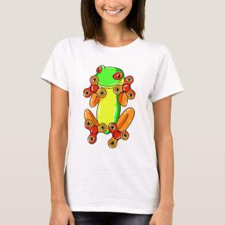 Camiseta Frog spinner