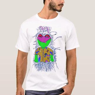 Camiseta Frogshirtpinktxt