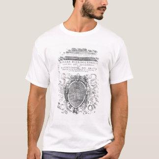 Camiseta Frontispiece 'de Monas Hieroglyphica