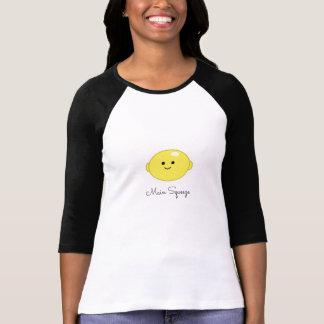 """Camiseta Fruta bonito """"aperto principal """" do limão"""
