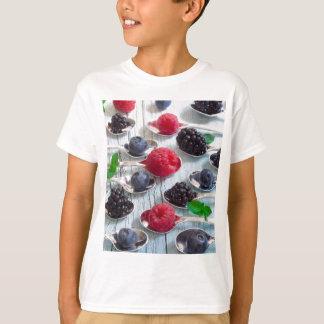 Camiseta fruta de baga