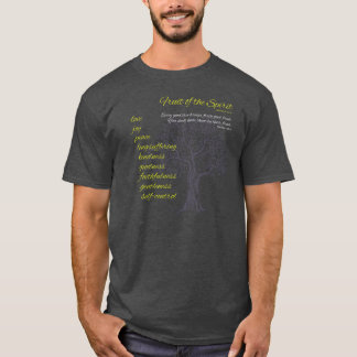 Camiseta Fruta do espírito