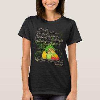 Camiseta Fruta do espírito, mulheres bonito da obscuridade