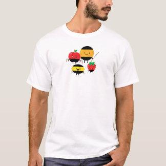 Camiseta frutado-ninjas