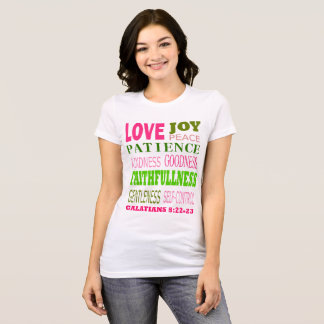 Camiseta Frutas do T 2 do espírito
