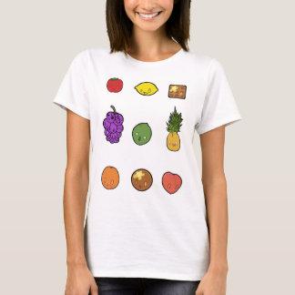 Camiseta Frutas parvas
