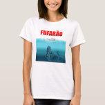 Camiseta Fufarão Dinofauro