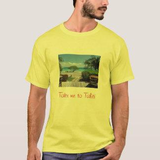 Camiseta Fuga de Tahiti