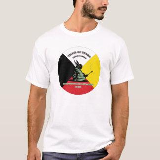 Camiseta Fuga dos rasgos