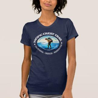 Camiseta Fuga pacífica da crista (caminhante C)