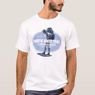 Camiseta Fuga pacífica da crista (TH)