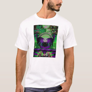 Camiseta fulgor sentido