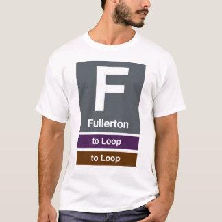 Camiseta Fullerton
