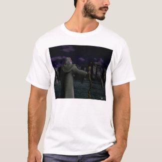 Camiseta Fullmoon em Stonehenge