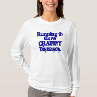 Camiseta Funcionamento às doenças de CureCRAPPY
