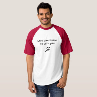 Camiseta Funcionamento. Maio o curso seja com você