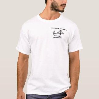 Camiseta Funcionamento para uma razão