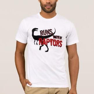 Camiseta FUNCIONAMENTOS com RAPTORES