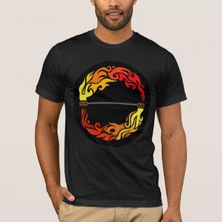 Camiseta Funcionarios do fogo